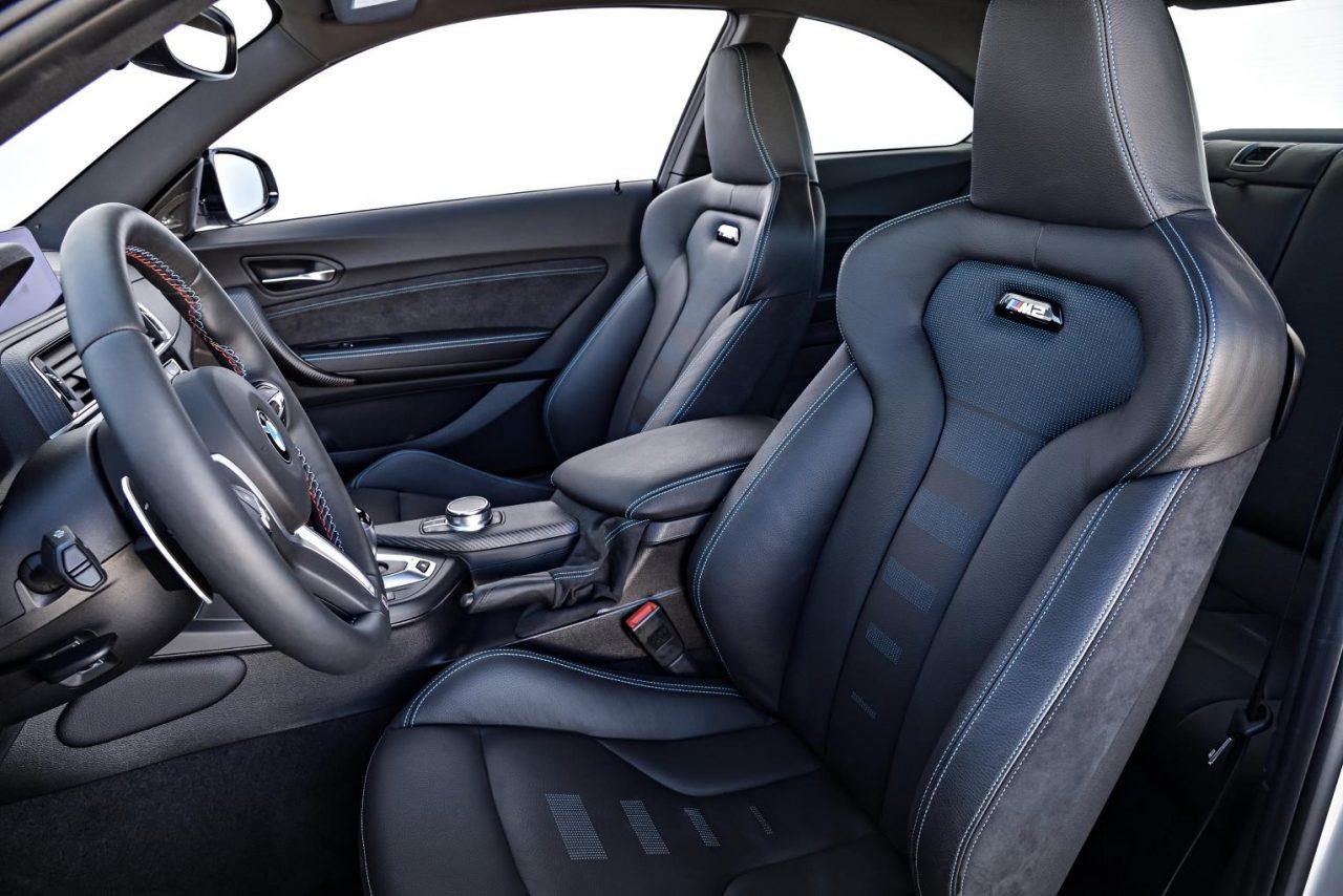 Matte Black M4 Bmw >> BMW M2 Competition revealed, gets S55 M3/M4 twin-turbo engine   PerformanceDrive