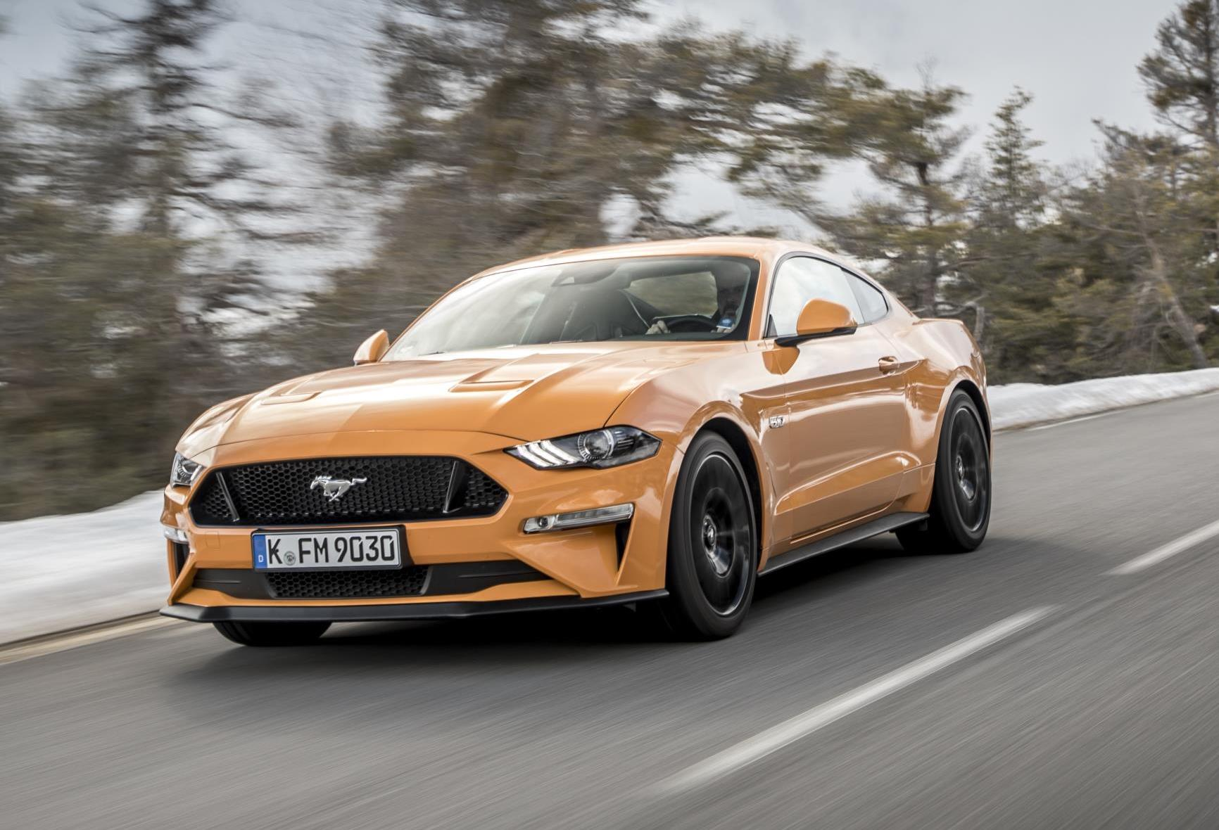 2017 Ford Mustang sales; best-selling sports car in the world, again ...