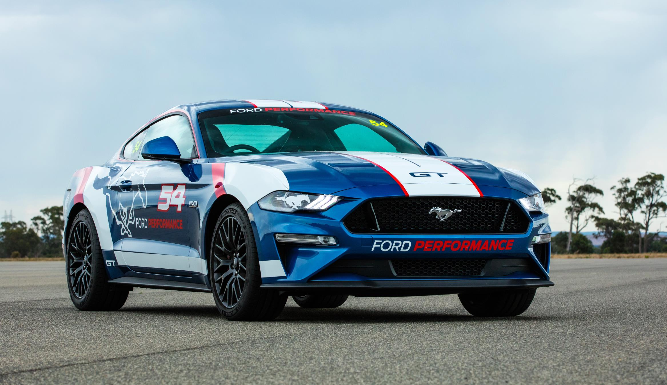 Ford Mustang to race in Supercars in 2019