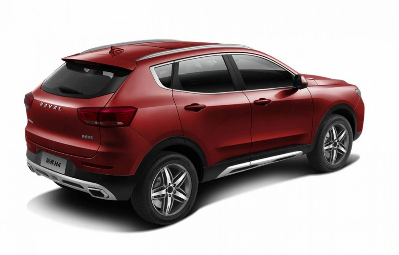 2018 Haval H4 Medium Size Suv Revealed For China Only
