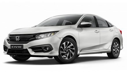 2018 Honda Civic VTi-S LUXE edition announced for Australia