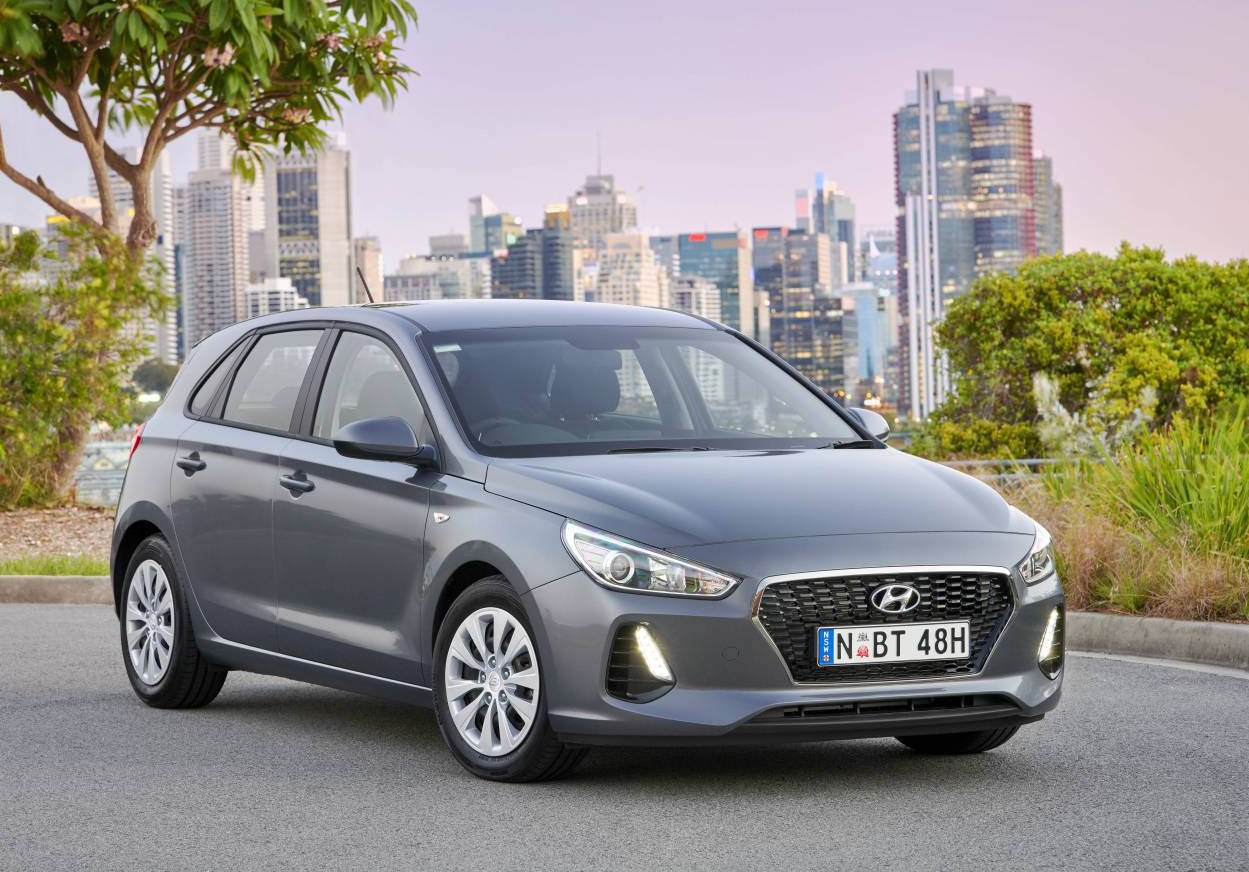 2018 hyundai i30 updates announced for australia range expanded performancedrive. Black Bedroom Furniture Sets. Home Design Ideas