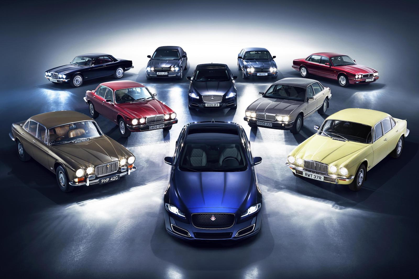 Jaguar XJ50 Celebrates Half A Century Of The Flagship Sedan