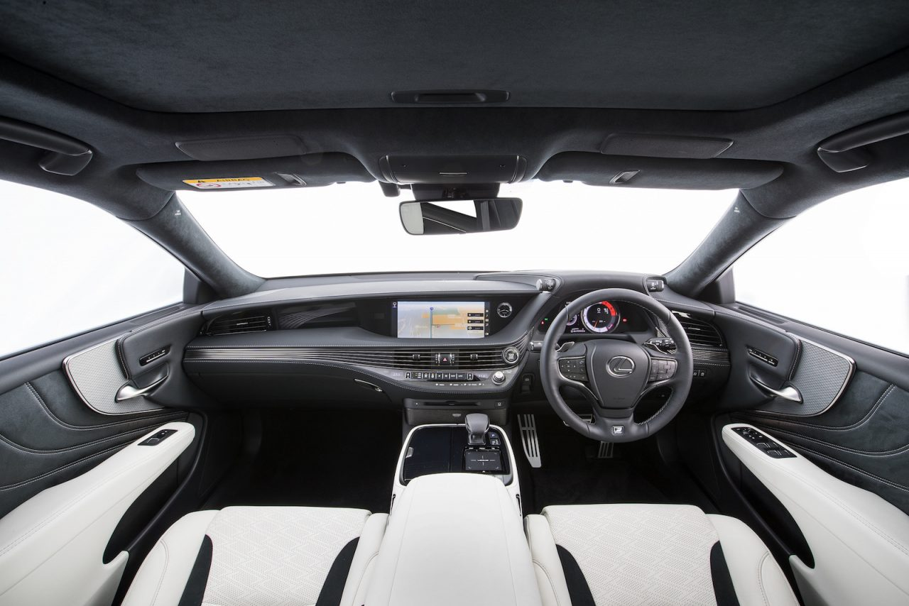 2018 Lexus Ls 500 Twin Turbo Amp Ls 500h Now On Sale In