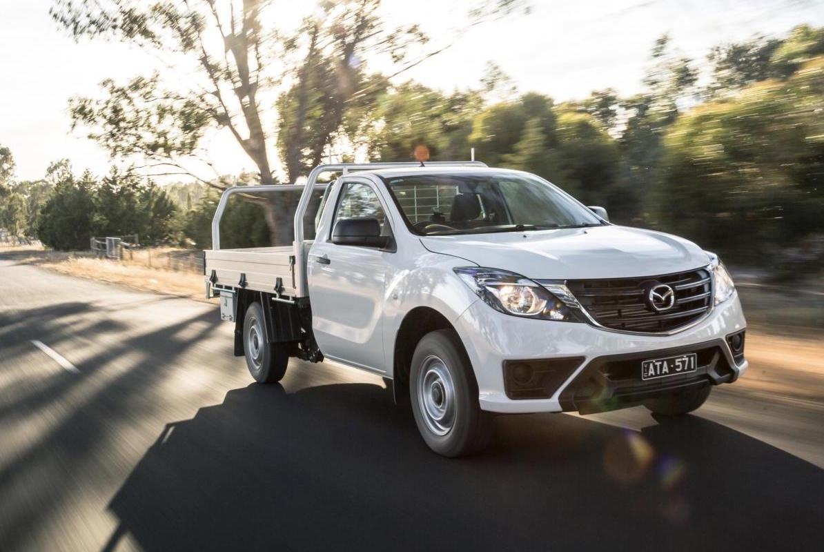 Facelifted 2018 Mazda BT-50 revealed, on sale in Australia ...