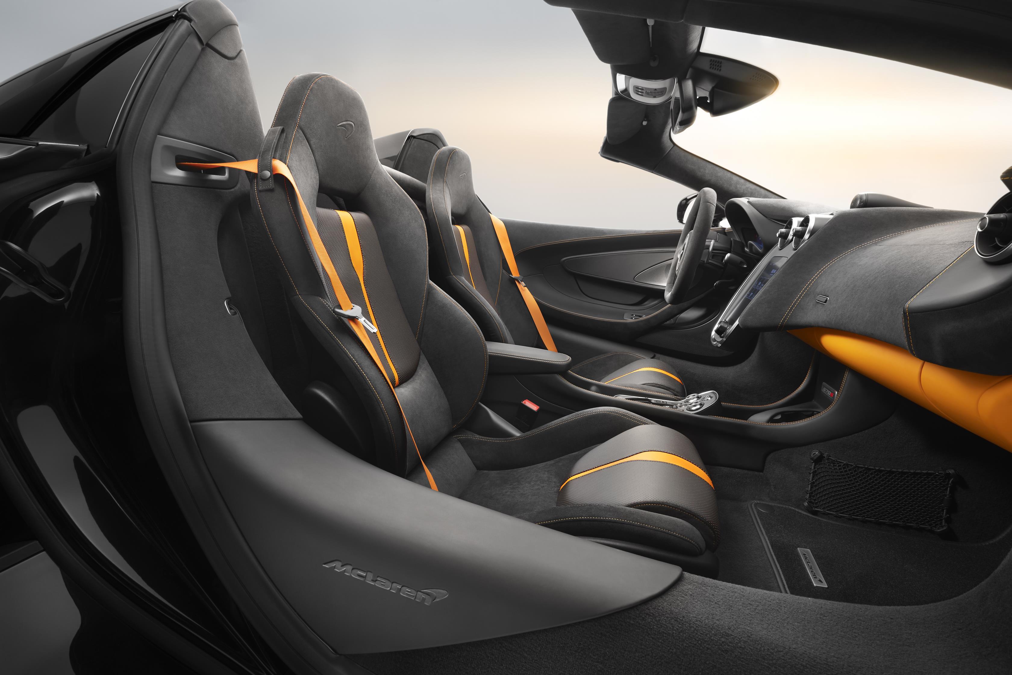 McLaren Design Editions for 570S Spider revealed