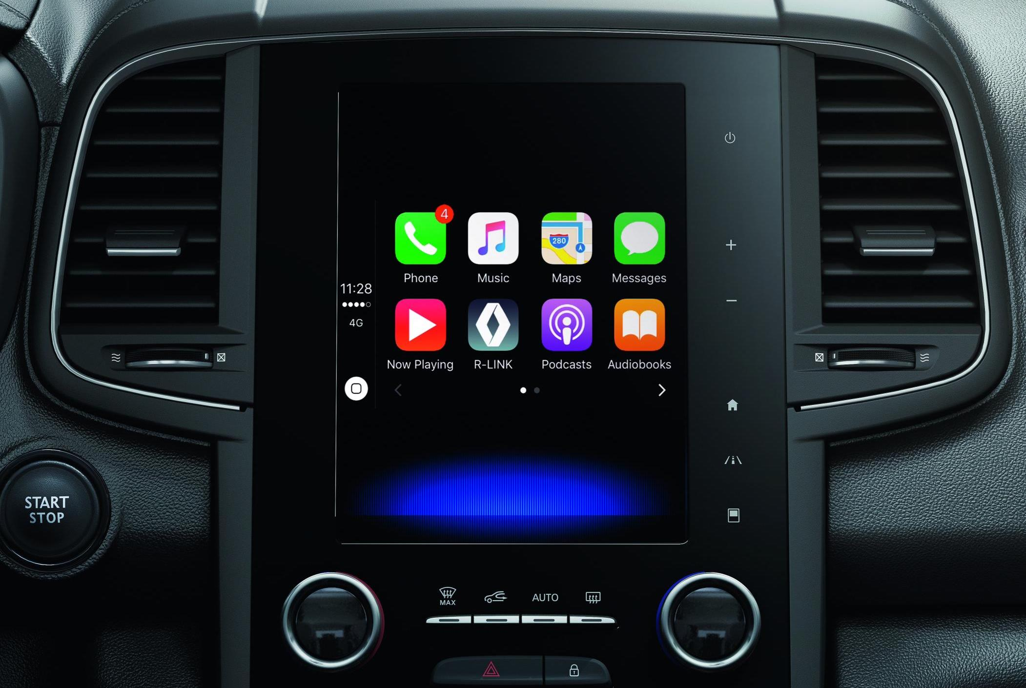 2018 renault koleos range gets apple carplay aeb as standard performancedrive. Black Bedroom Furniture Sets. Home Design Ideas