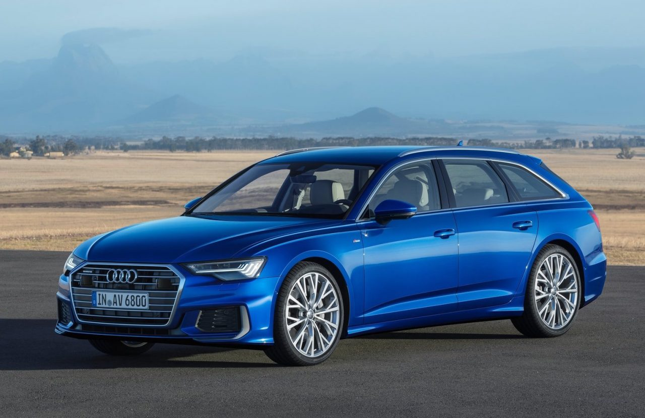 2019 audi a6 avant revealed under evaluation for. Black Bedroom Furniture Sets. Home Design Ideas