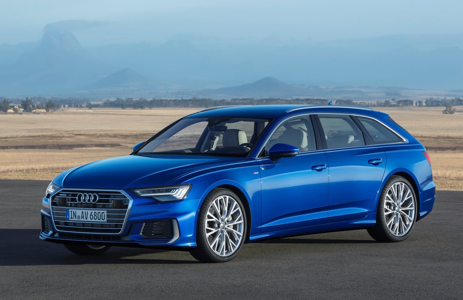 2019 audi a6 avant revealed under evaluation for australia performancedrive. Black Bedroom Furniture Sets. Home Design Ideas