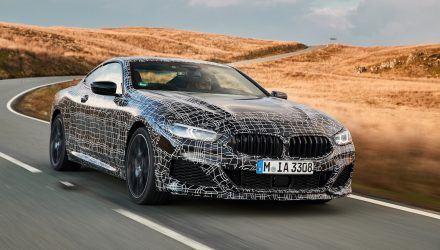 BMW M850i xDrive confirmed, debuts updated twin-turbo V8