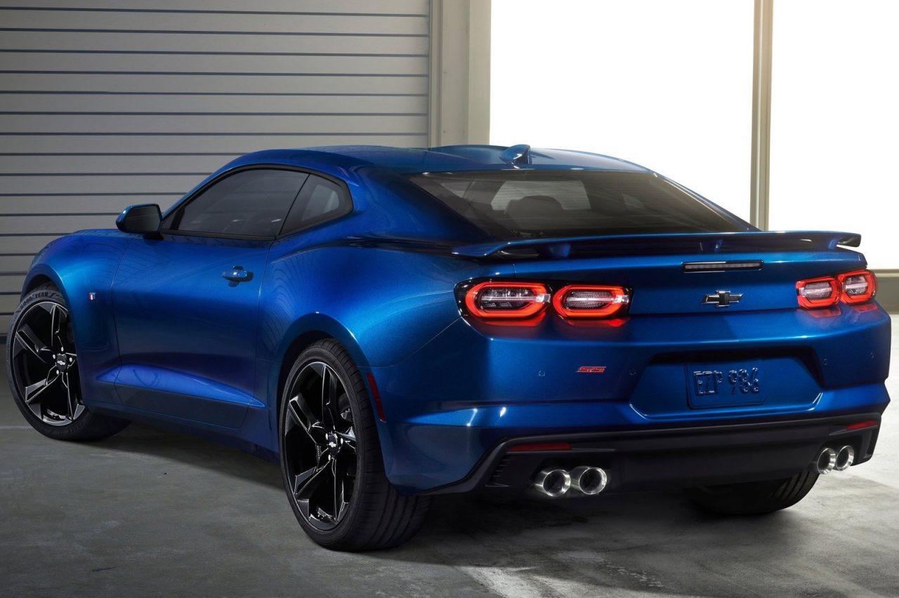 2019 Chevrolet Camaro revealed, Turbo 1LE variant added ...