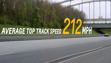 2019 Chevrolet Corvette ZR1 top speed