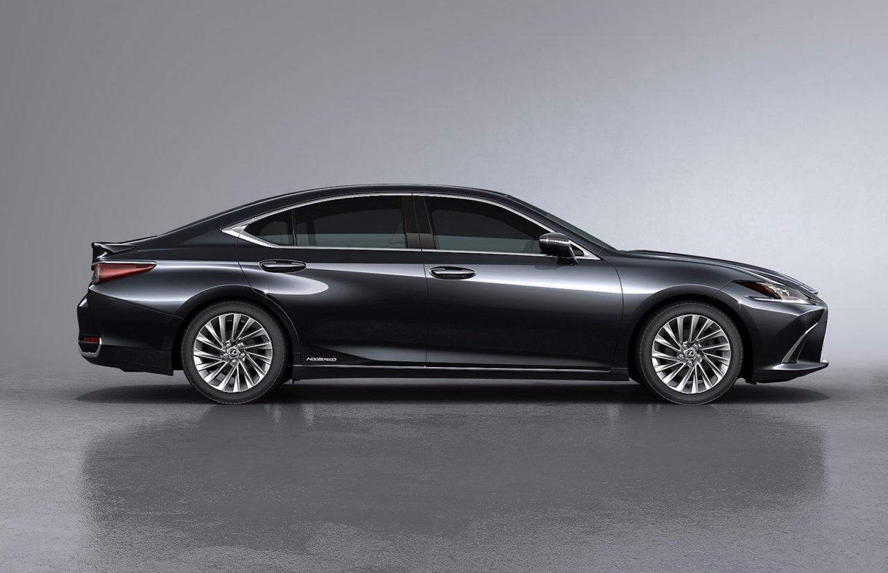 2019 Lexus ES Revealed, Hybrid ES 300h Confirmed For