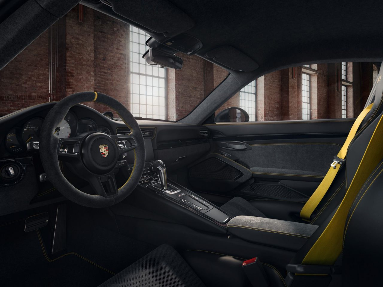 porsche exclusive does its thing with the 2018 911 gt3 rs. Black Bedroom Furniture Sets. Home Design Ideas