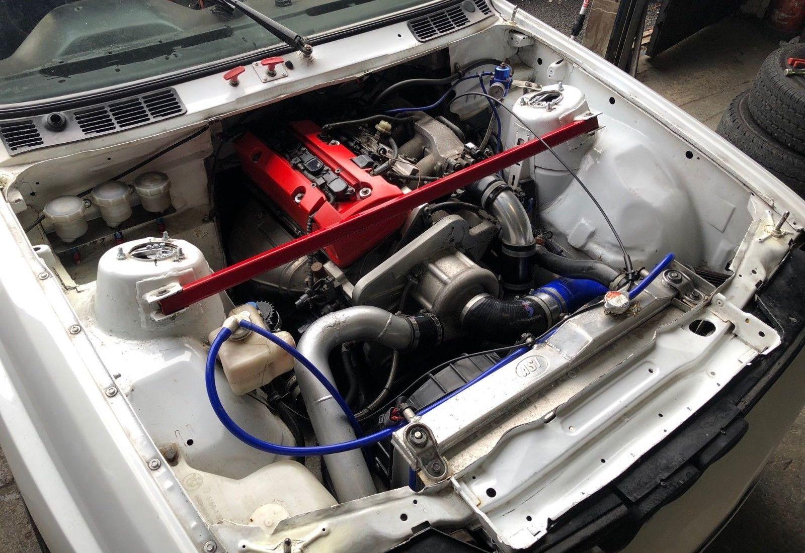 Bmw E Series With Honda F Engine Conversion on Four Cylinder Engine Balance