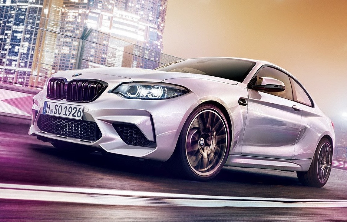 BMW M2 Competition Leaks Online; More Power, Enhanced
