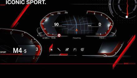 BMW Operating System 7-Sport