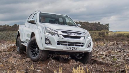 Hardcore Isuzu D-Max a possibility, to rival Ford Ranger Raptor