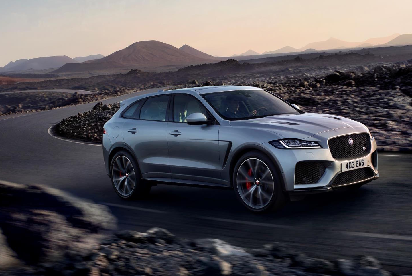 jaguar f pace svr now available to order in australia prices confirmed performancedrive. Black Bedroom Furniture Sets. Home Design Ideas