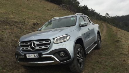 Mercedes-Benz X-Class ute now on sale in Australia