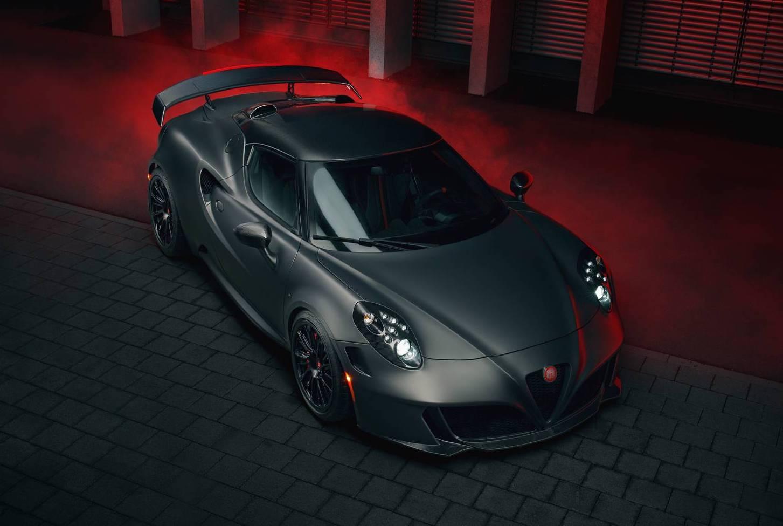 Used Alfa Romeo 4c >> Pogea Racing transforms Alfa Romeo 4C into a stealthy beast | PerformanceDrive
