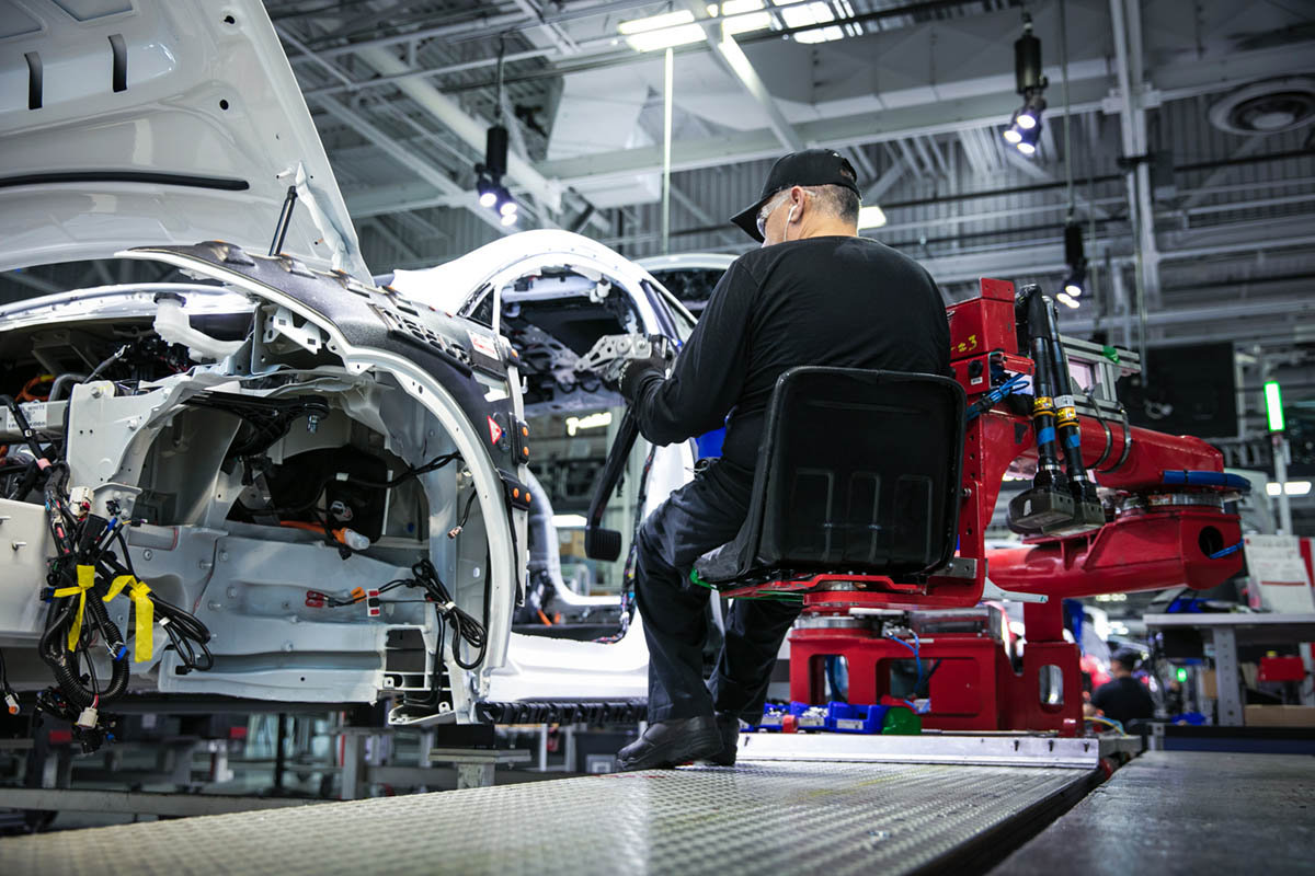Tesla share price drop on the mend, increased focus on ...