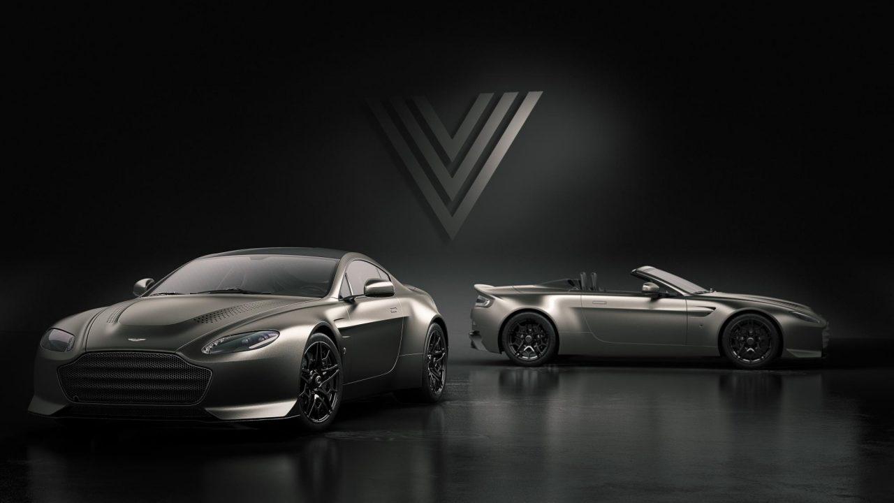 Aston Martin V Vantage V X