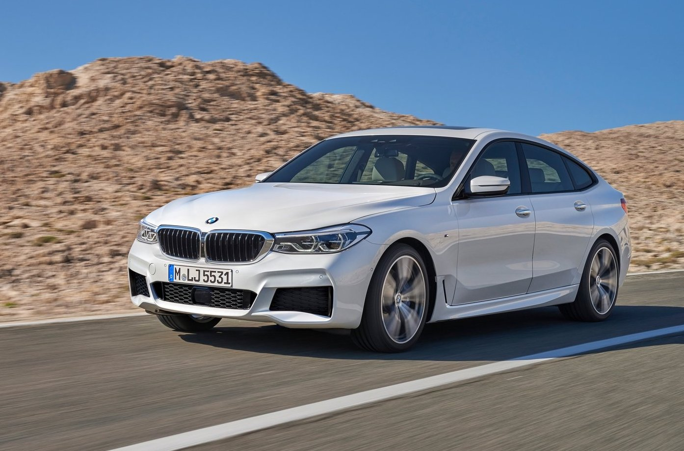 BMW Adds Four-Cylinder Diesel to the 6 Series Gran Turismo
