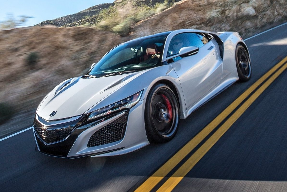 new honda nsx type r to arrive by 2020 rumour performancedrive. Black Bedroom Furniture Sets. Home Design Ideas