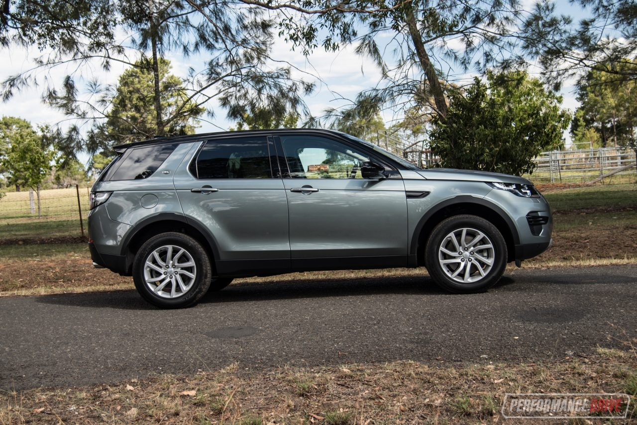 2018 Land Rover Discovery Sport Sd4 Se Review Video