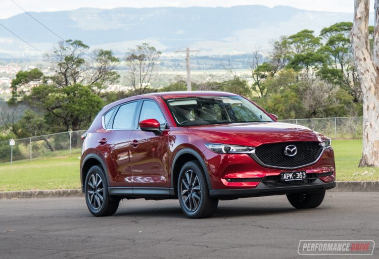 2018 mazda cx 5 diesel review touring gt video performancedrive. Black Bedroom Furniture Sets. Home Design Ideas