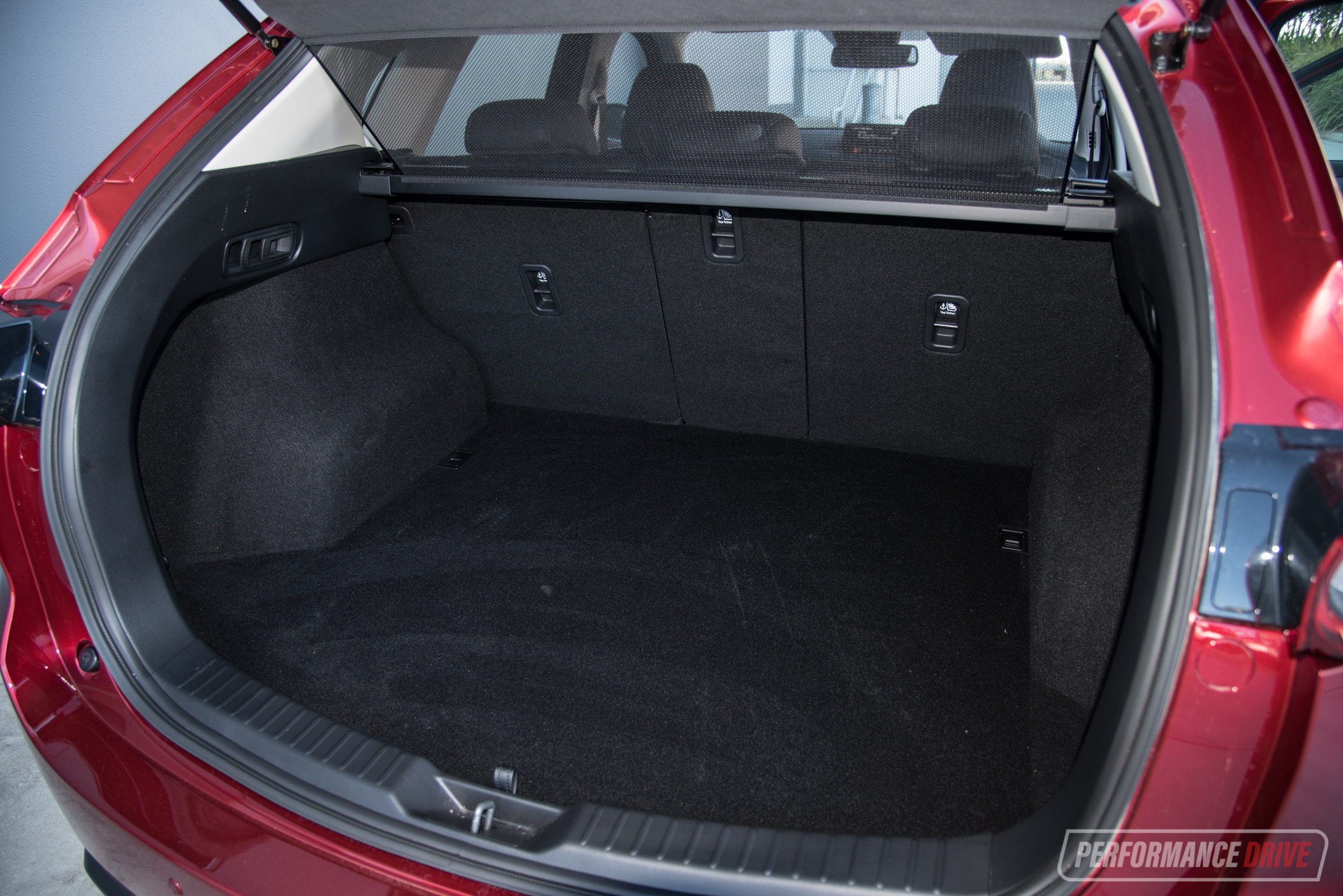 Subaru Forester Cargo Space >> 2018 Mazda CX-5 diesel review – Touring & GT (video ...