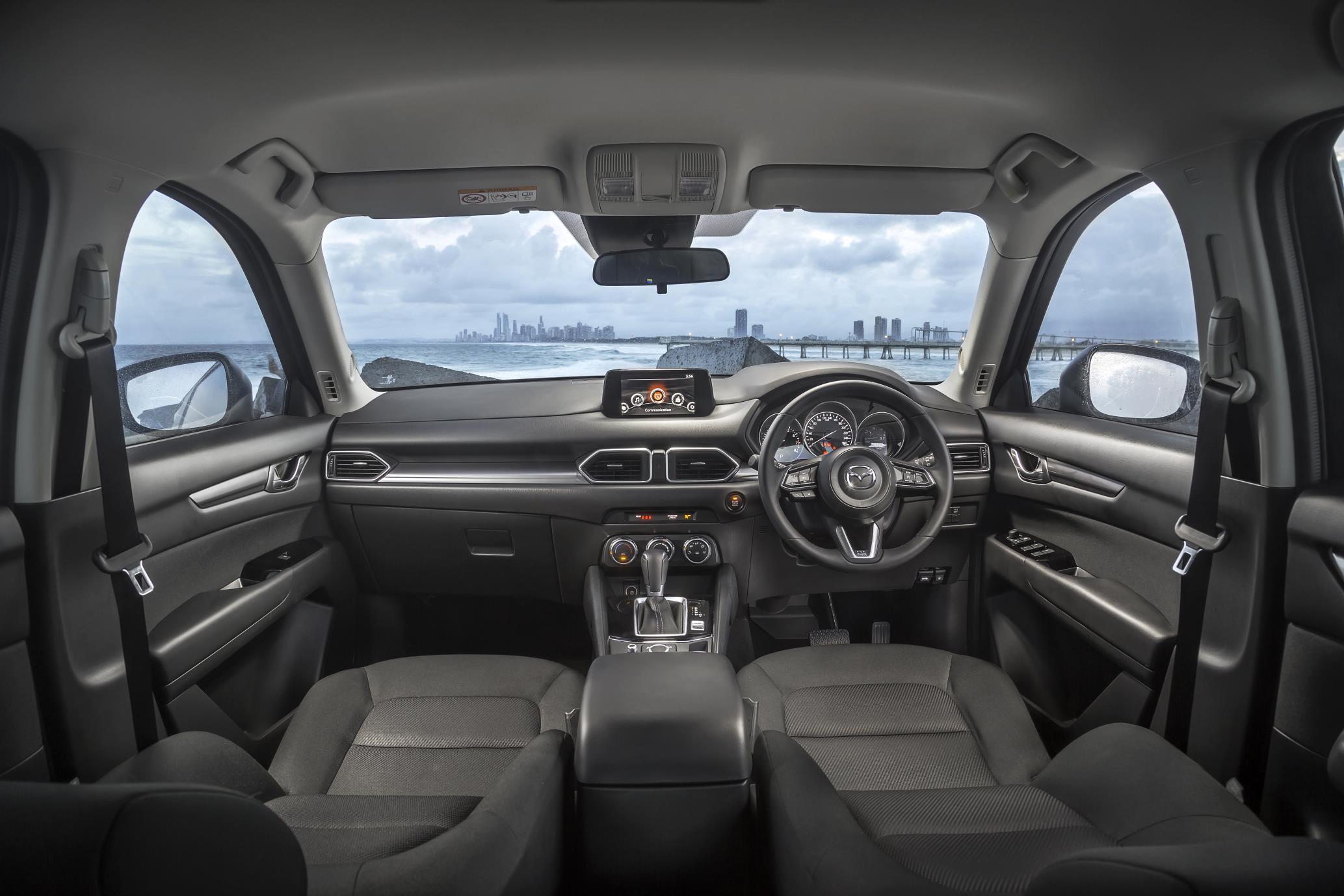 Great 2018 Mazda CX 5 Interior