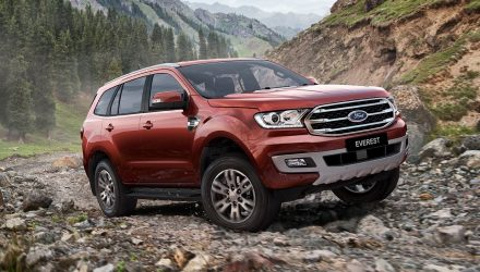 2019 Ford Everest revealed for Australia, on sale fourth quarter