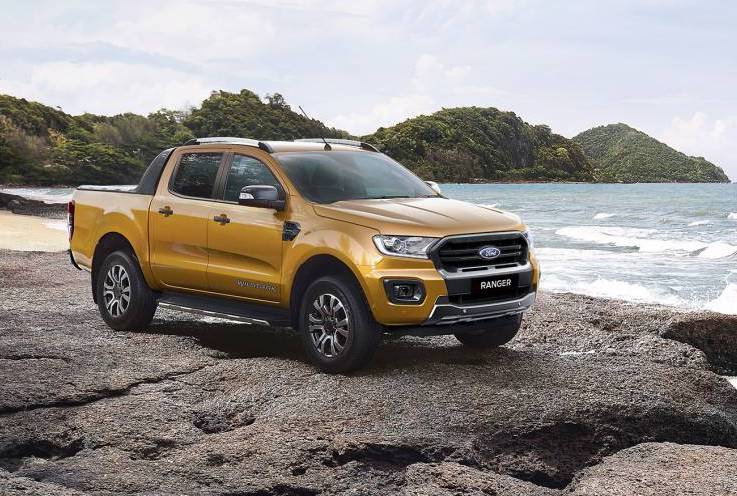 2019 ford ranger prices announced arrives september performancedrive. Black Bedroom Furniture Sets. Home Design Ideas