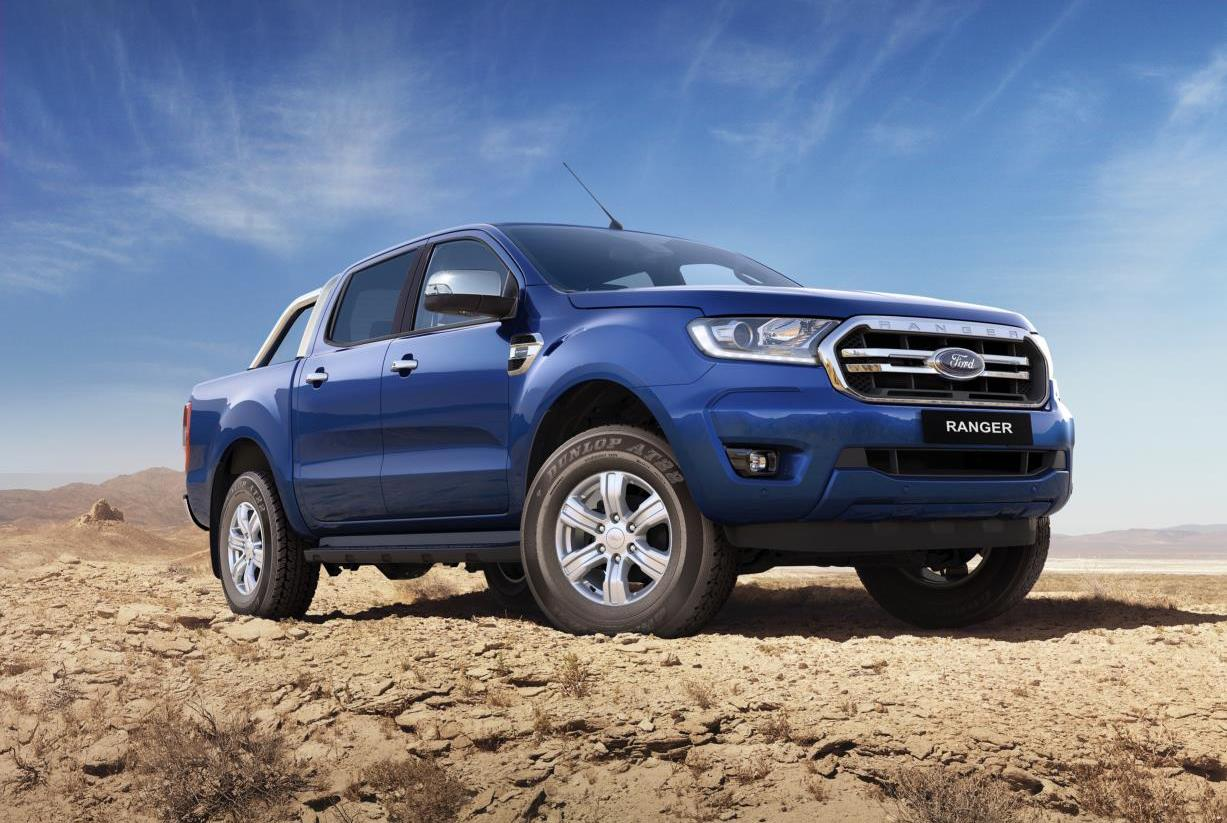 Ford Ranger revealed for Australia, on sale Q4
