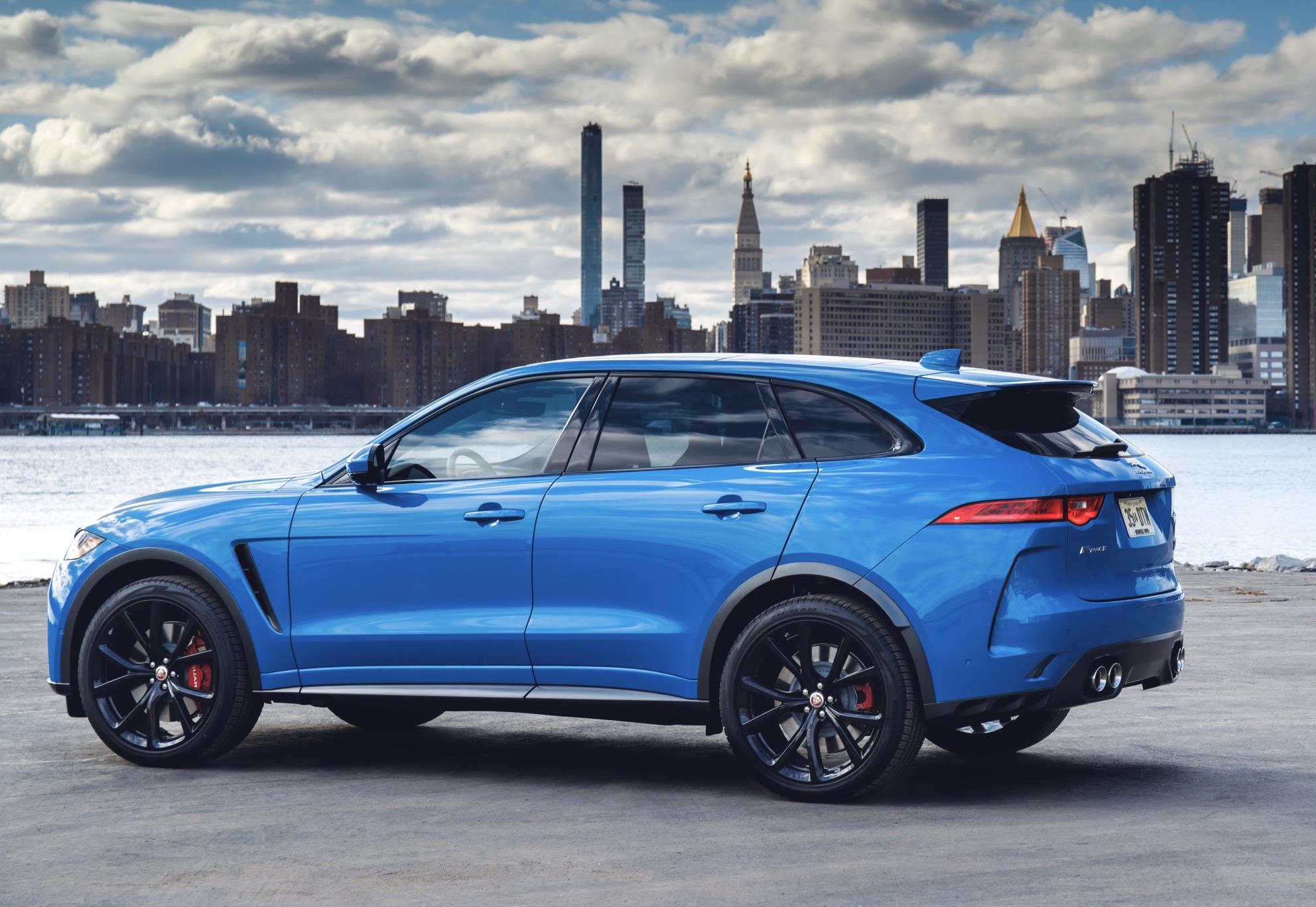 my2019 jaguar f pace announced boosted safety tech performancedrive. Black Bedroom Furniture Sets. Home Design Ideas