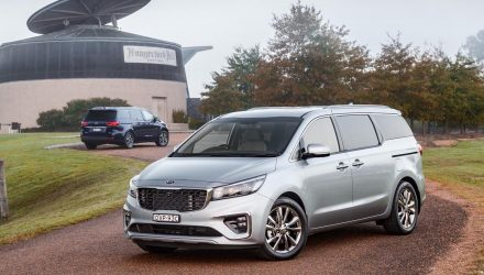 2019 Kia Carnival now on sale in Australia from $42,490