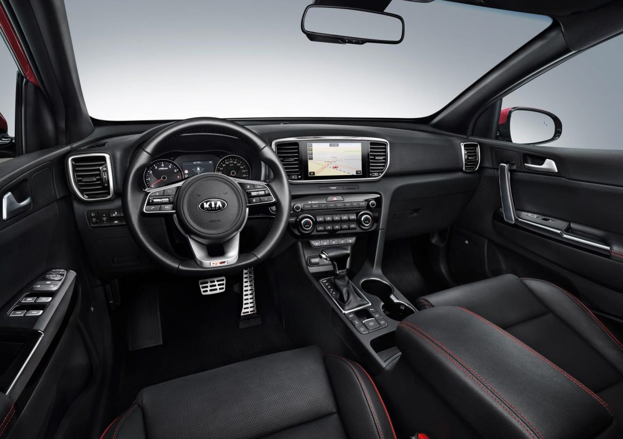 kia sportage revealed   hybrid diesel performancedrive