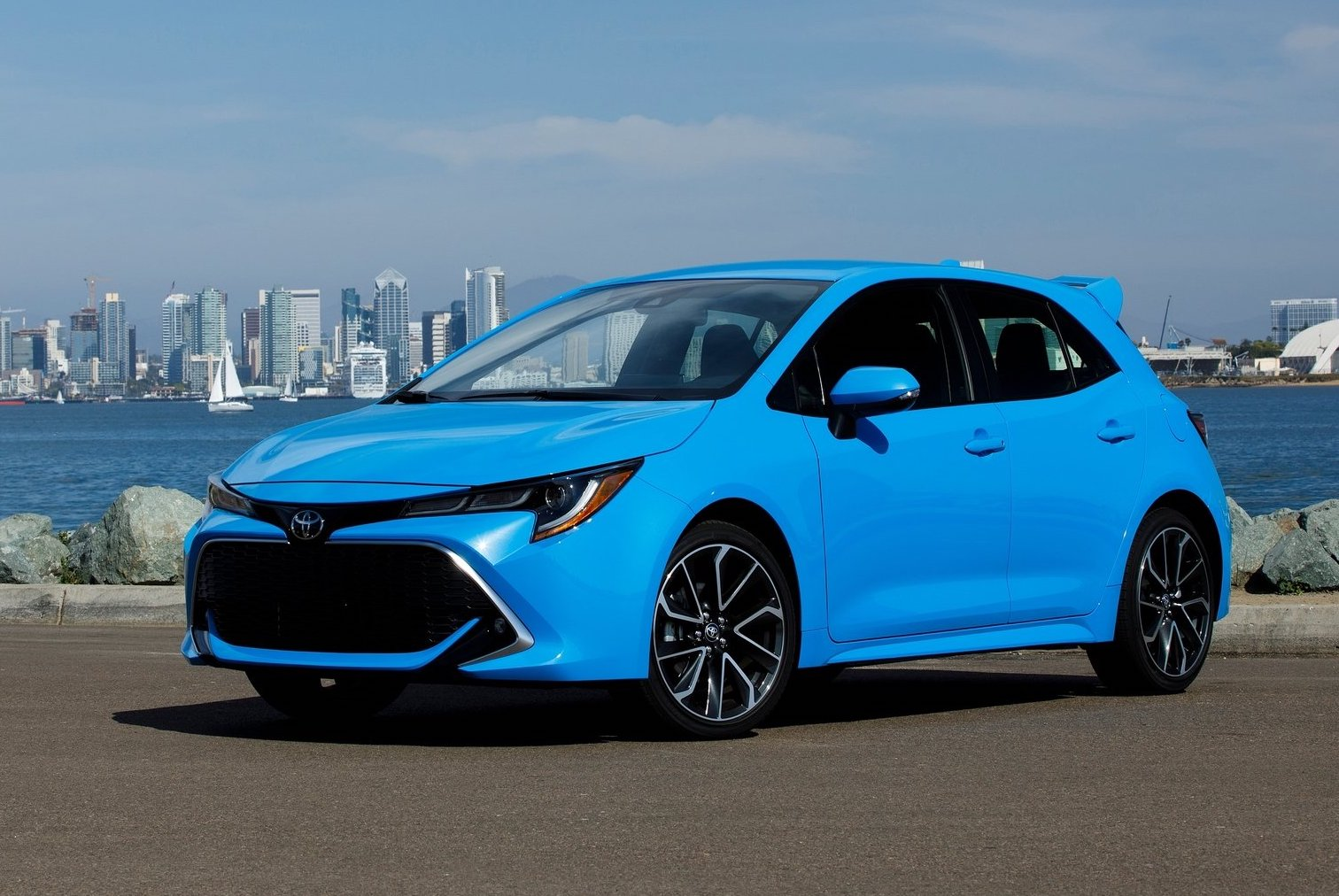 2019 toyota corolla on sale in australia in august performancedrive. Black Bedroom Furniture Sets. Home Design Ideas