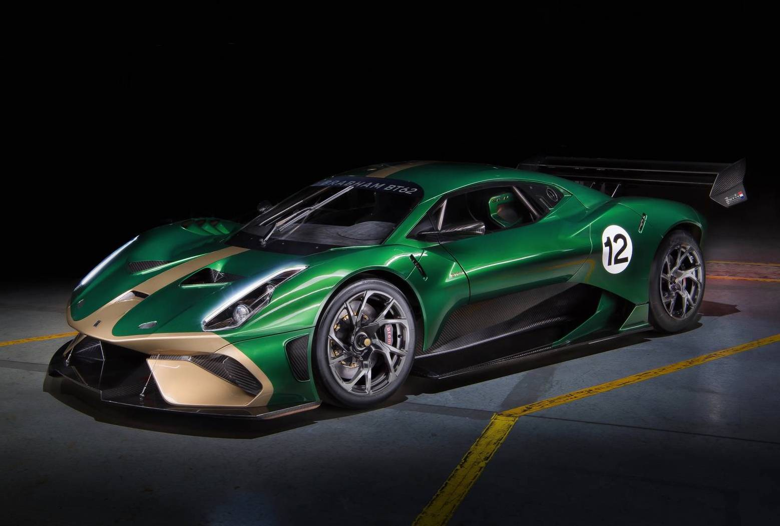 Brabham Bt62 Hypercar Revealed Made In Australia