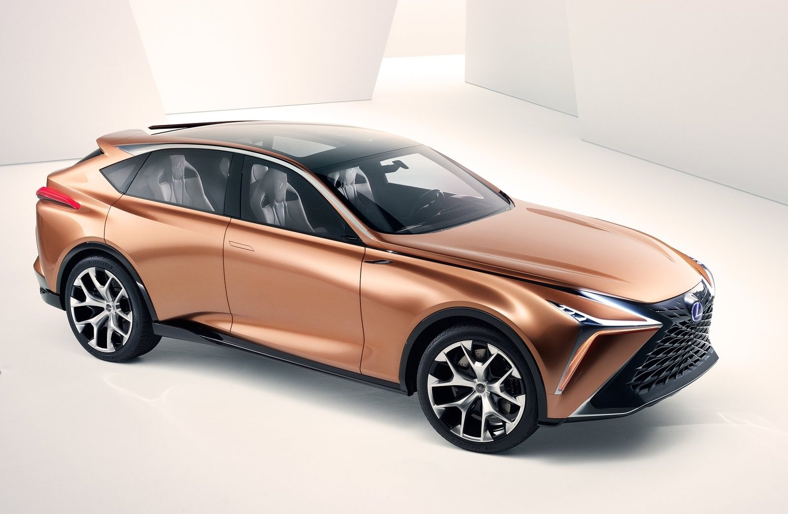 New Flagship SUV On The Way? Lexus Registers LQ Trademark In US