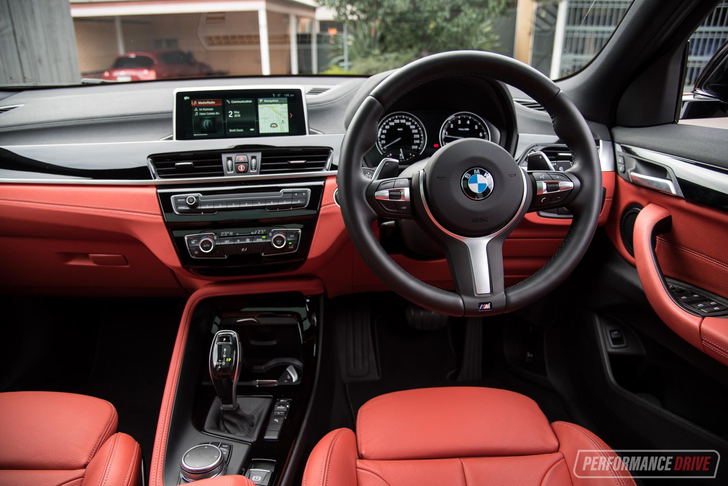 2018 Bmw X2 Sdrive20i M Sport Review Video Performancedrive