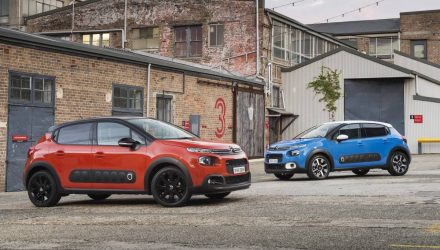 2018 Citroen C3 available from $23,990 drive-away, limited time ony