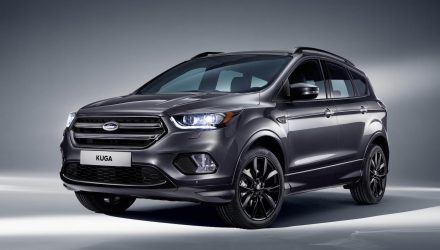 MY2018.5 Ford Escape prices announced, adds ST-Line option