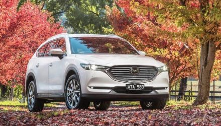 Mazda CX-8 to go on sale in Australia from $42,490