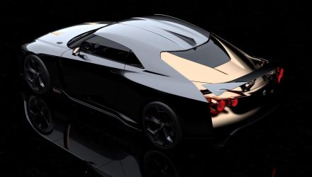 Italdesign helps create Nissan GT-R50 for 50th anniversary