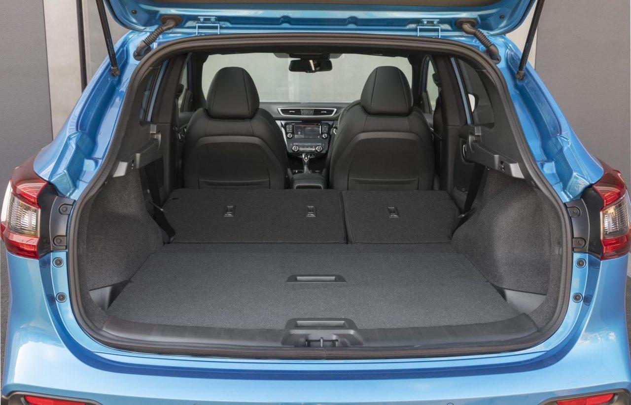 2018 Nissan QASHQAI update adds Ti flagship variant ...