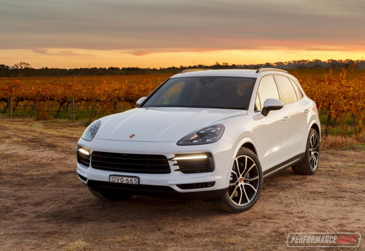 porsche the cayenne launch Not if you're on one of porsche's cayenne suv sure it's no two-seater  at  launch, expect a line-up restricted to a pair of new petrol units.