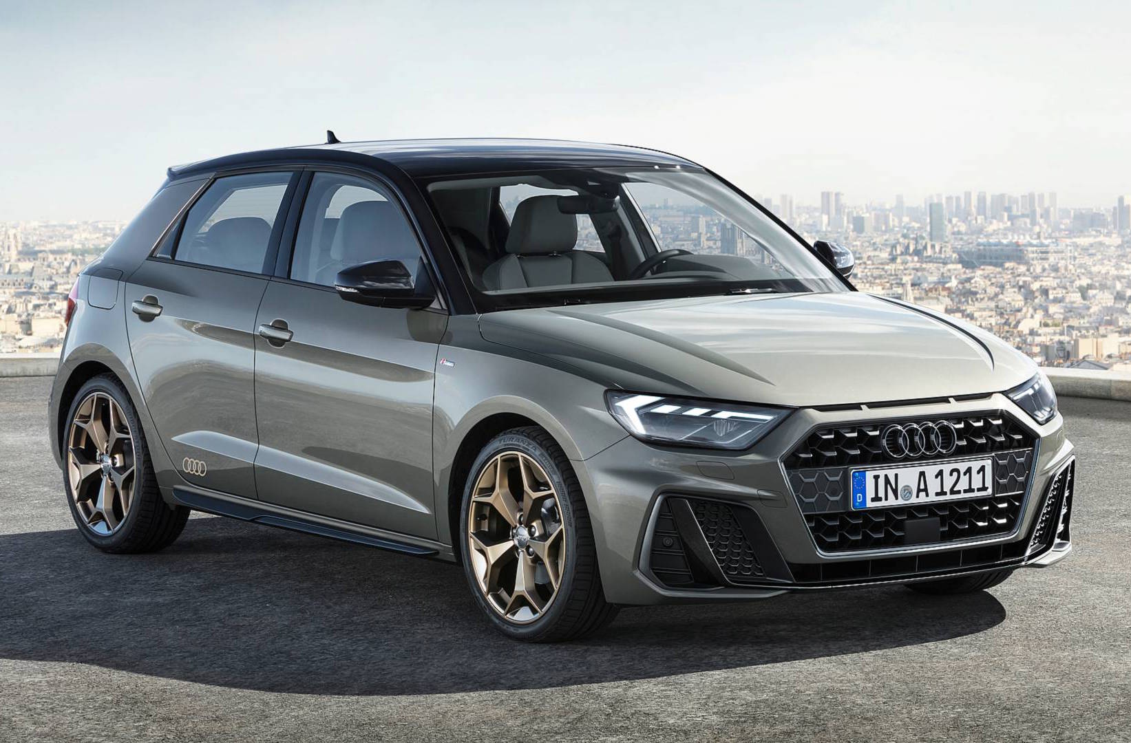 Used Audi A1 >> 2019 Audi A1 Sportback revealed; awesome design, jumps to MQB platform | PerformanceDrive